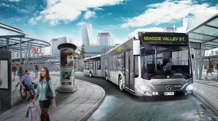Bus Simulator 18 symulator autobusu