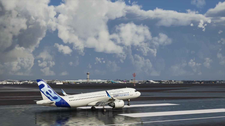 Microsoft Flight Simulator 2020 lotnisko