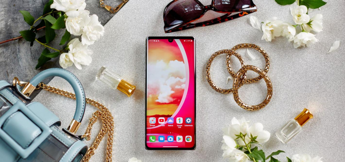 TOP 5 rozwiązań, którymi zaskakuje smartfon LG Velvet