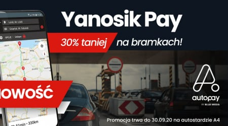 yanosik pay