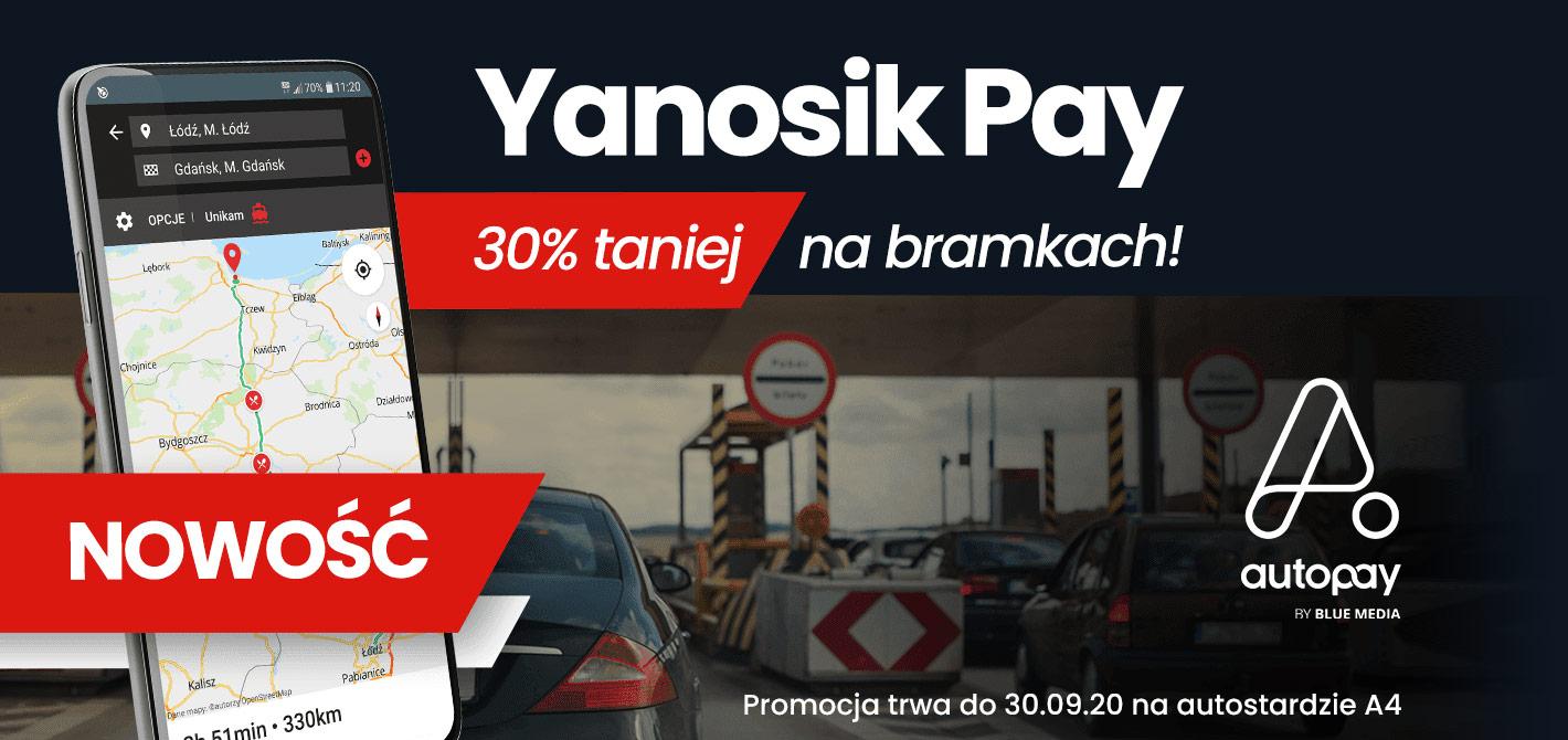yanosik pay