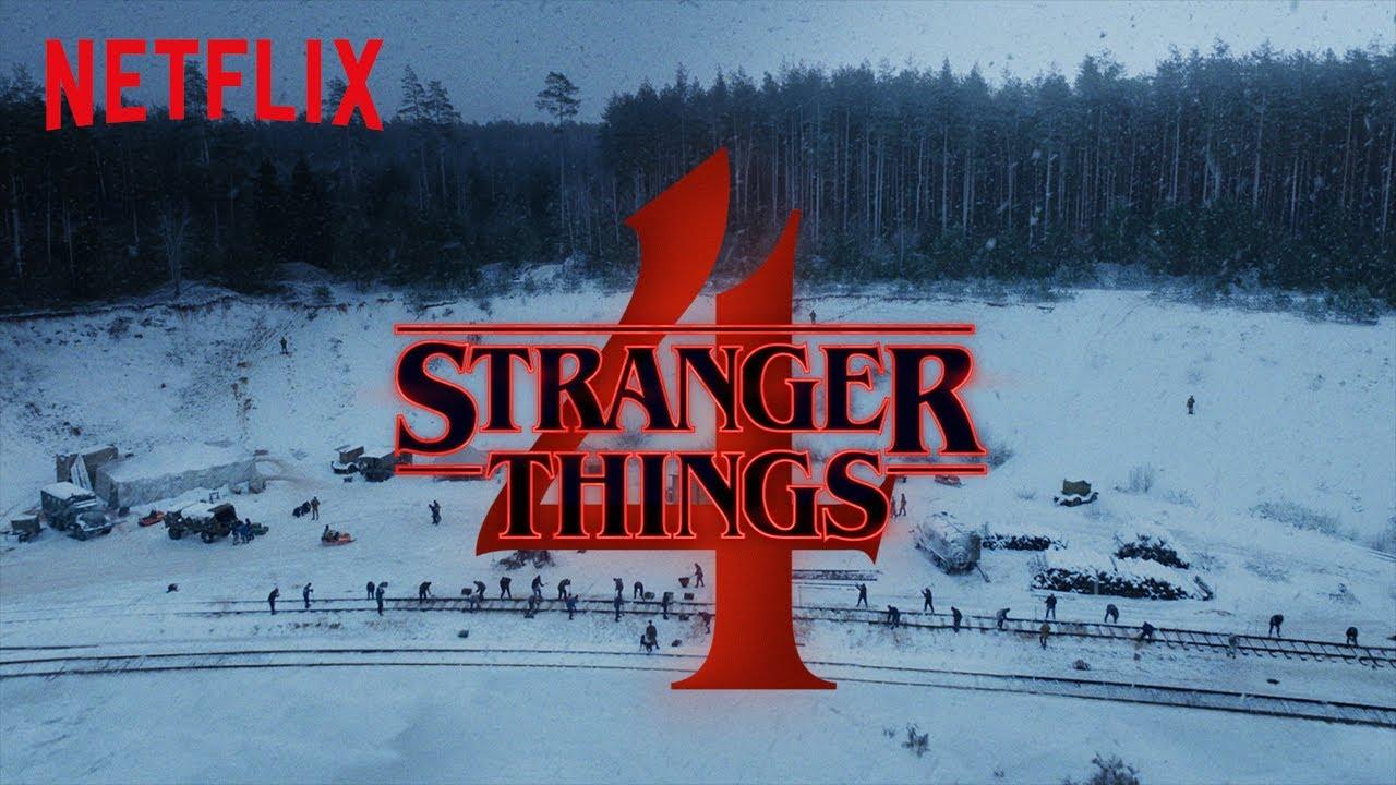 Stranger Things 4 sezon data premiery