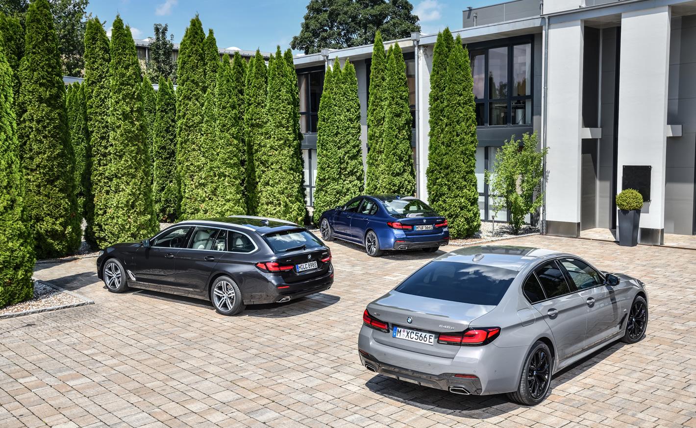 BMW Hybrid 530e 545e