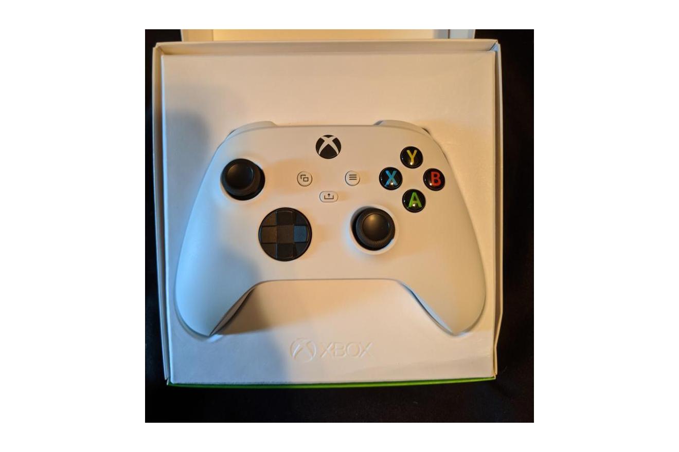 xbox series s kontroler