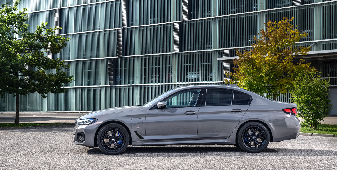 BMW 545e xDrive Hybrid