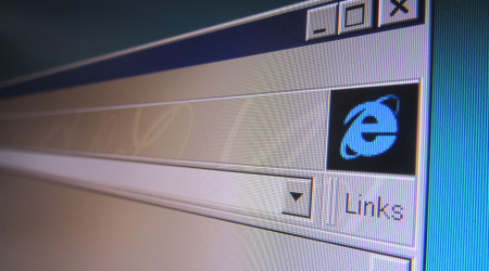 Internet Explorer koniec