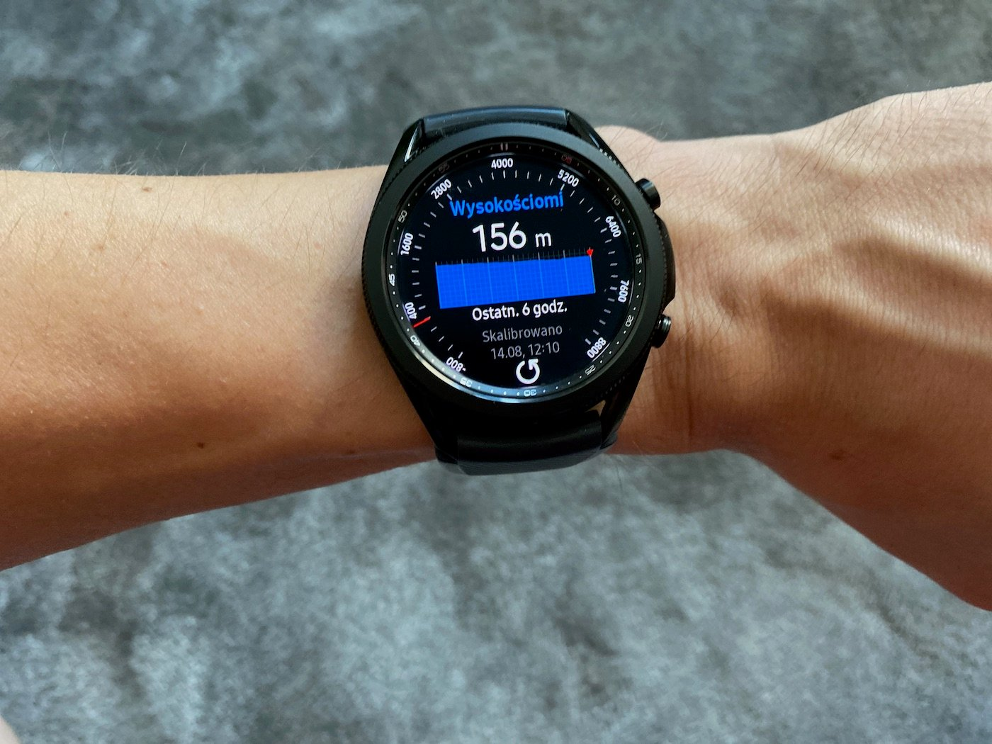 Galaxy Watch 3 recenzja