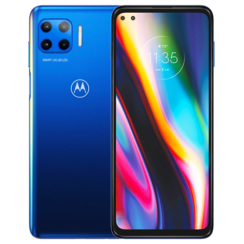 Motorola Moto G 5G Plus Blue