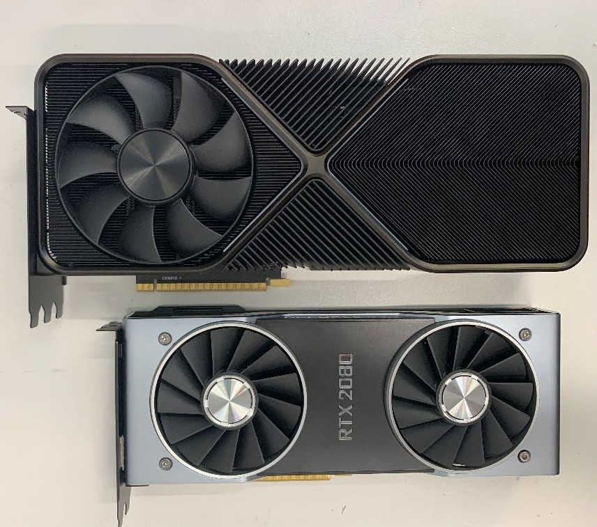 GeForce RTX 3090 vs RTX 2080