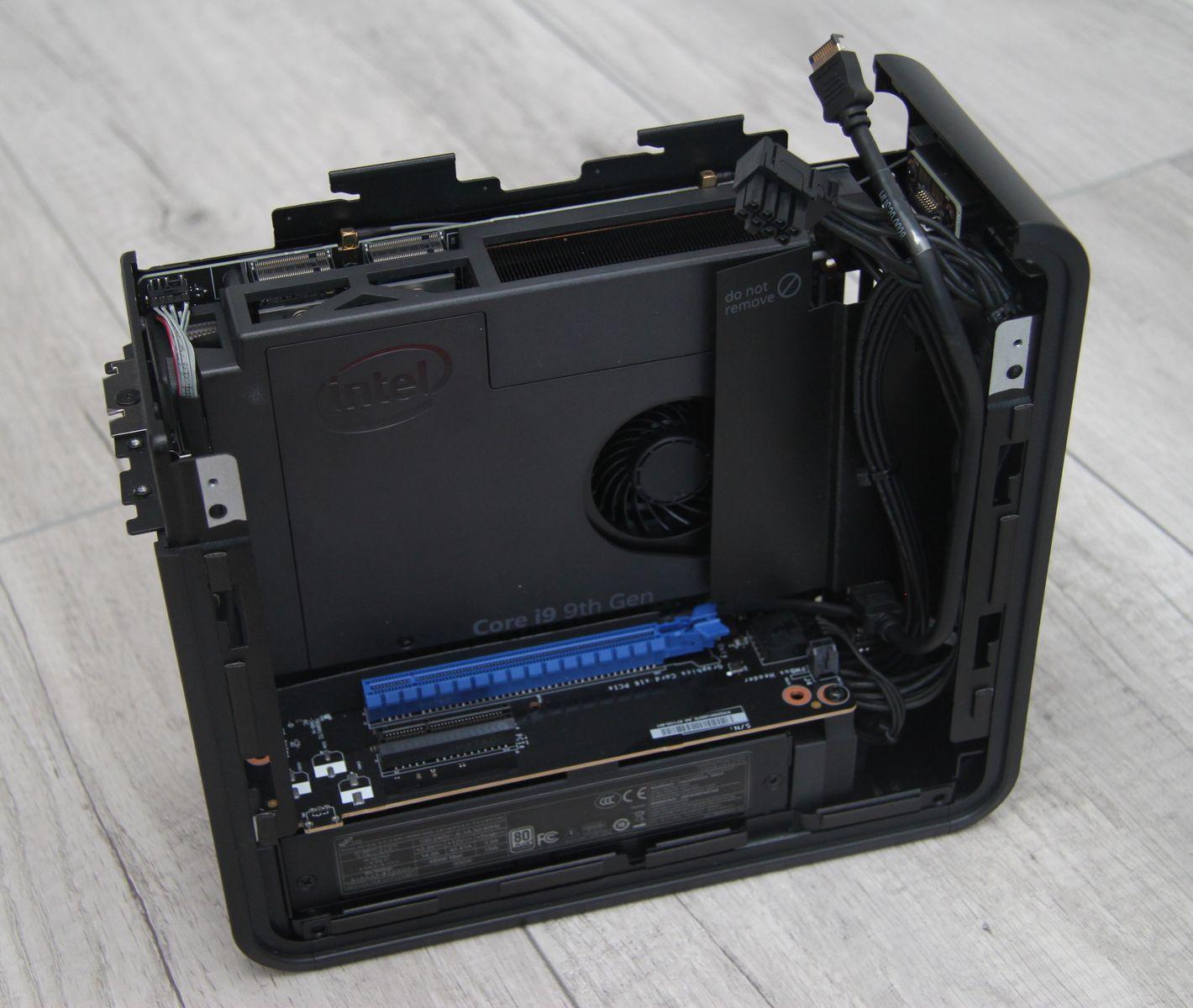 Intel NUC 9 Extreme płyta główna