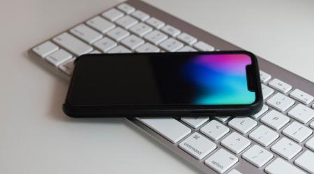 smartfon klawiatura