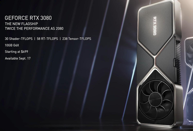 GeForce RTX 3080 10 GB