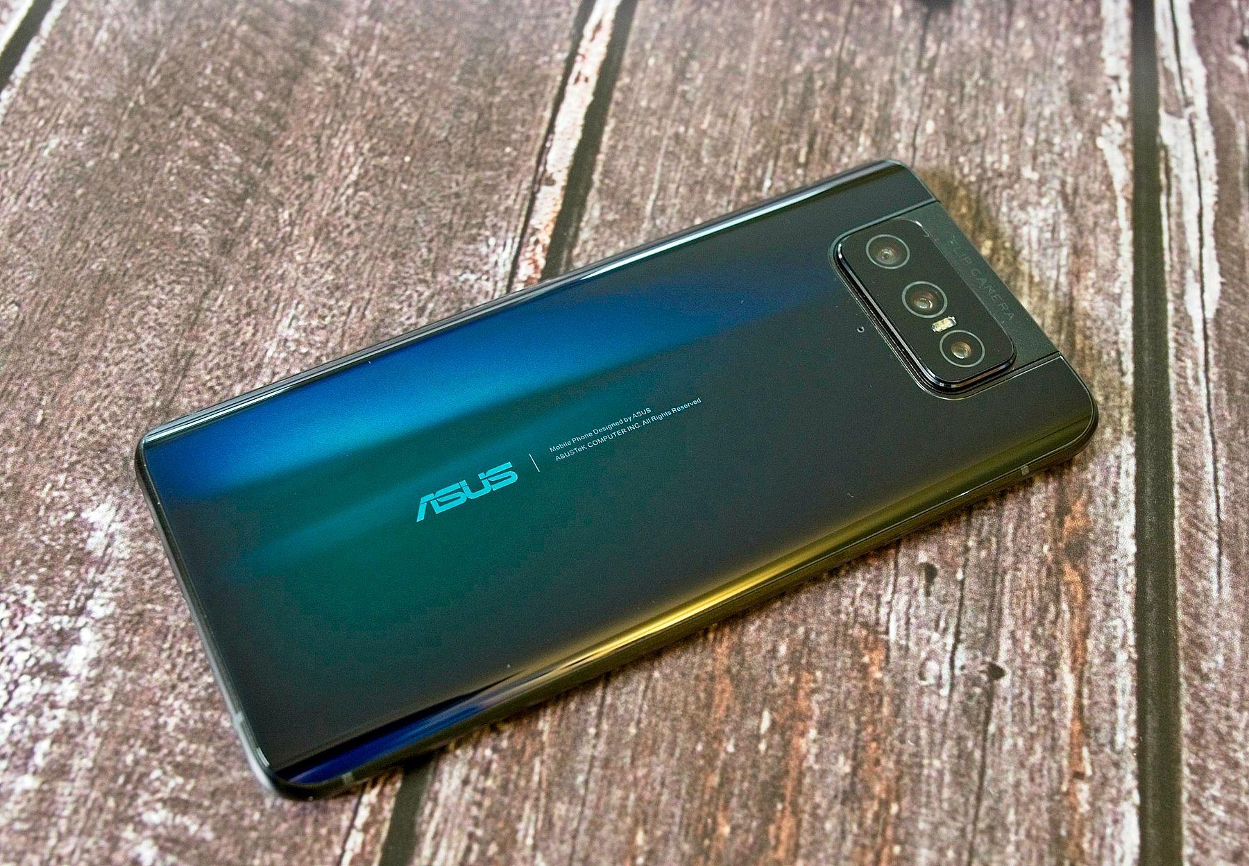 Zenfone 7 bateria