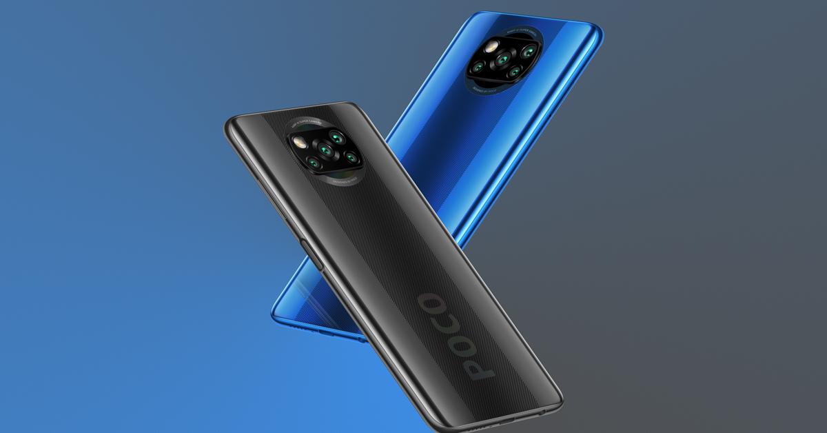 telefon Pocophone X3