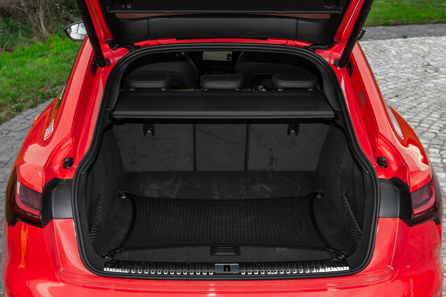Audi e-tron Sportback 55 quattro - bagażnik