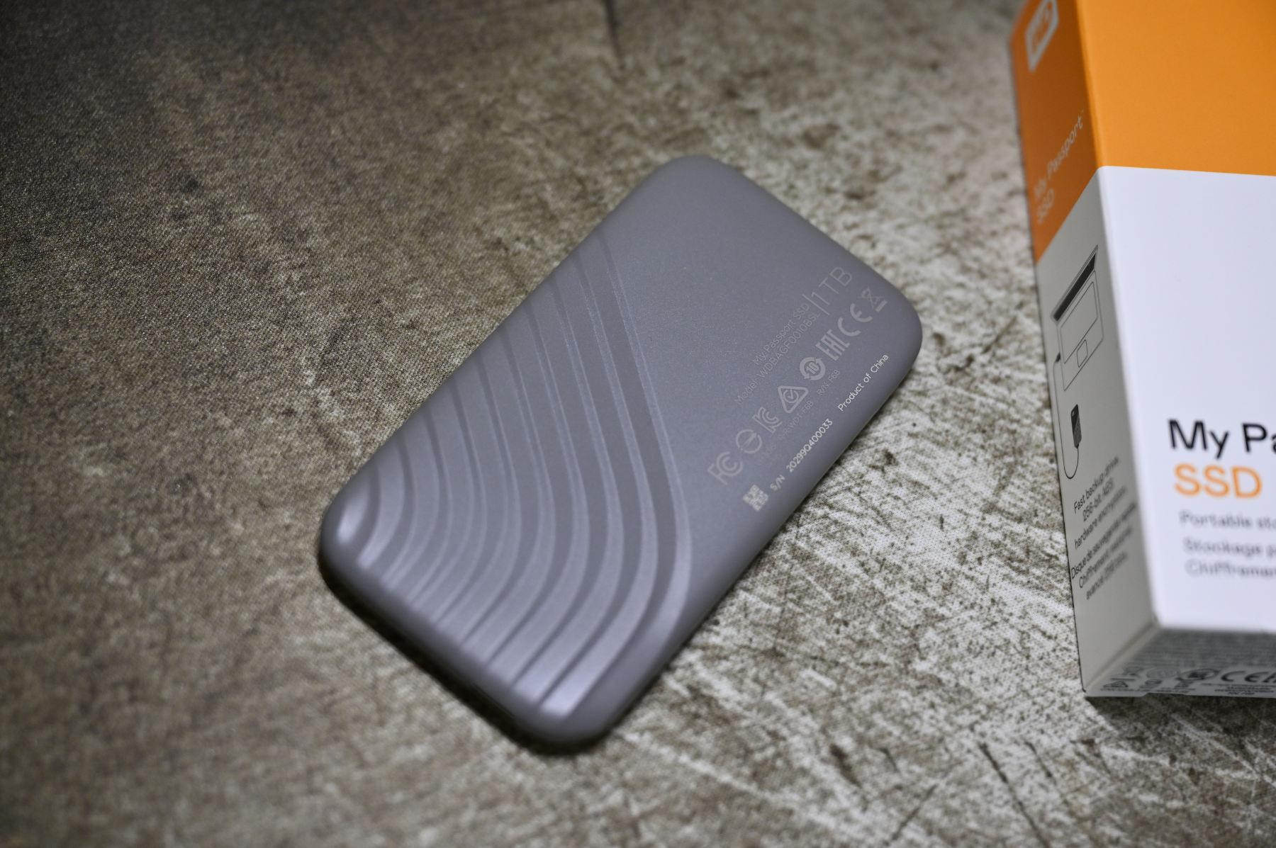 WD My Passport SSD obudowa