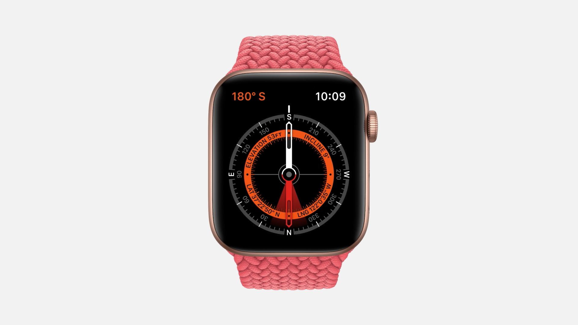 Apple Watch SE kompas