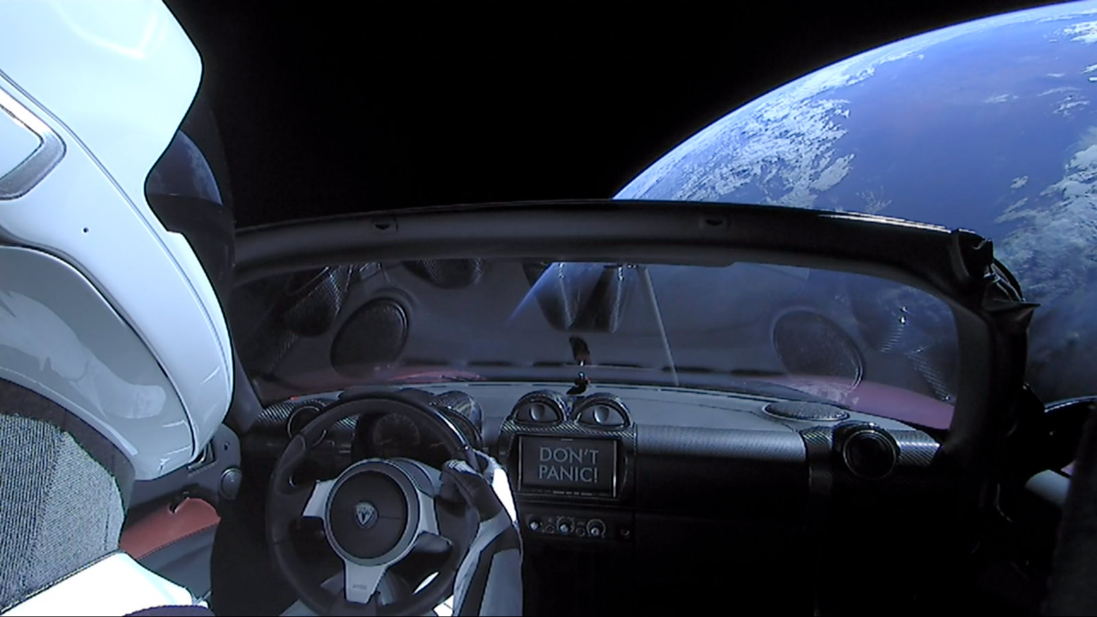Tesla Roadster SpaceX, Falcon Heavy, misja