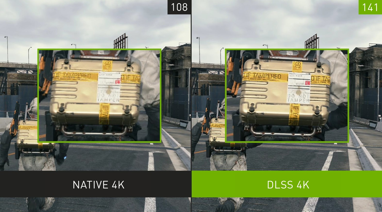 NVIDIA DLSS 4K