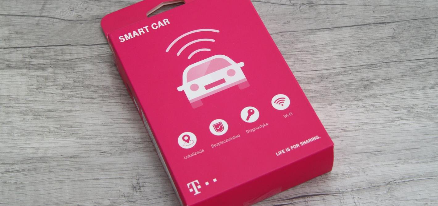 Smart Car od T-Mobile i zawsze wiesz, co dzieje się z Twoim autem