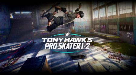 tony hawk's pro skater 1 2