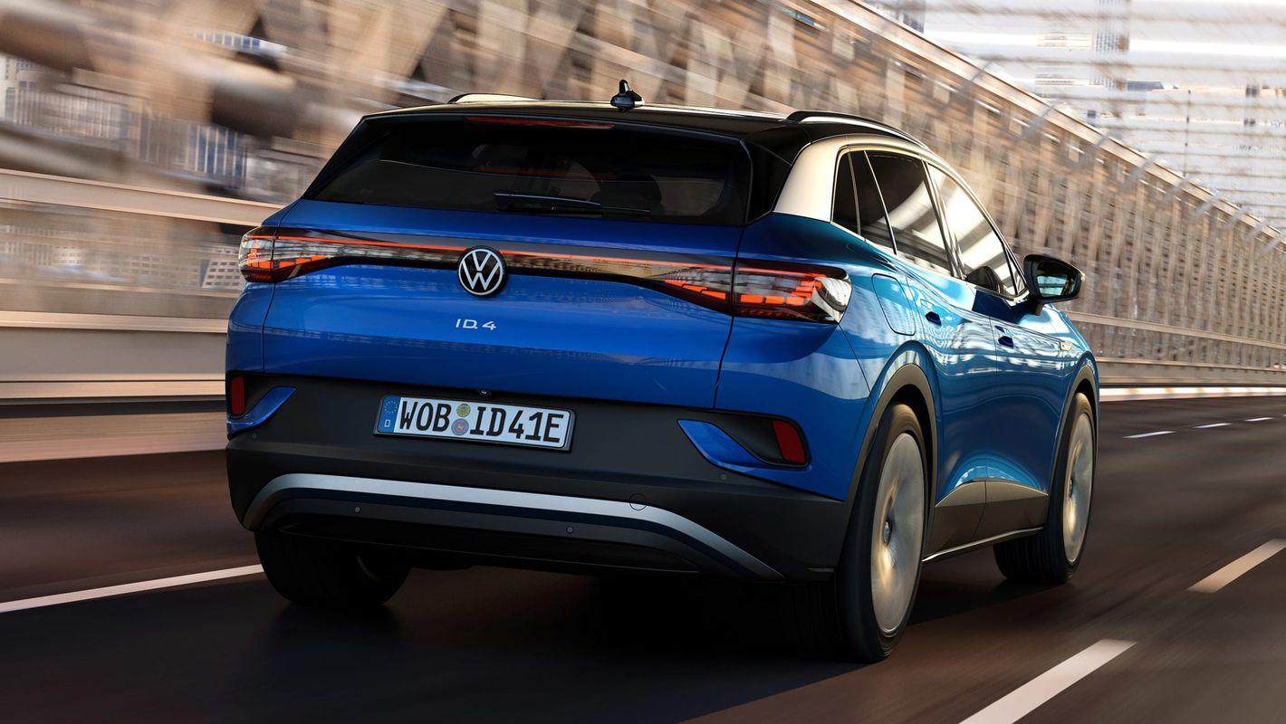 Volkswagen ID.4 tył