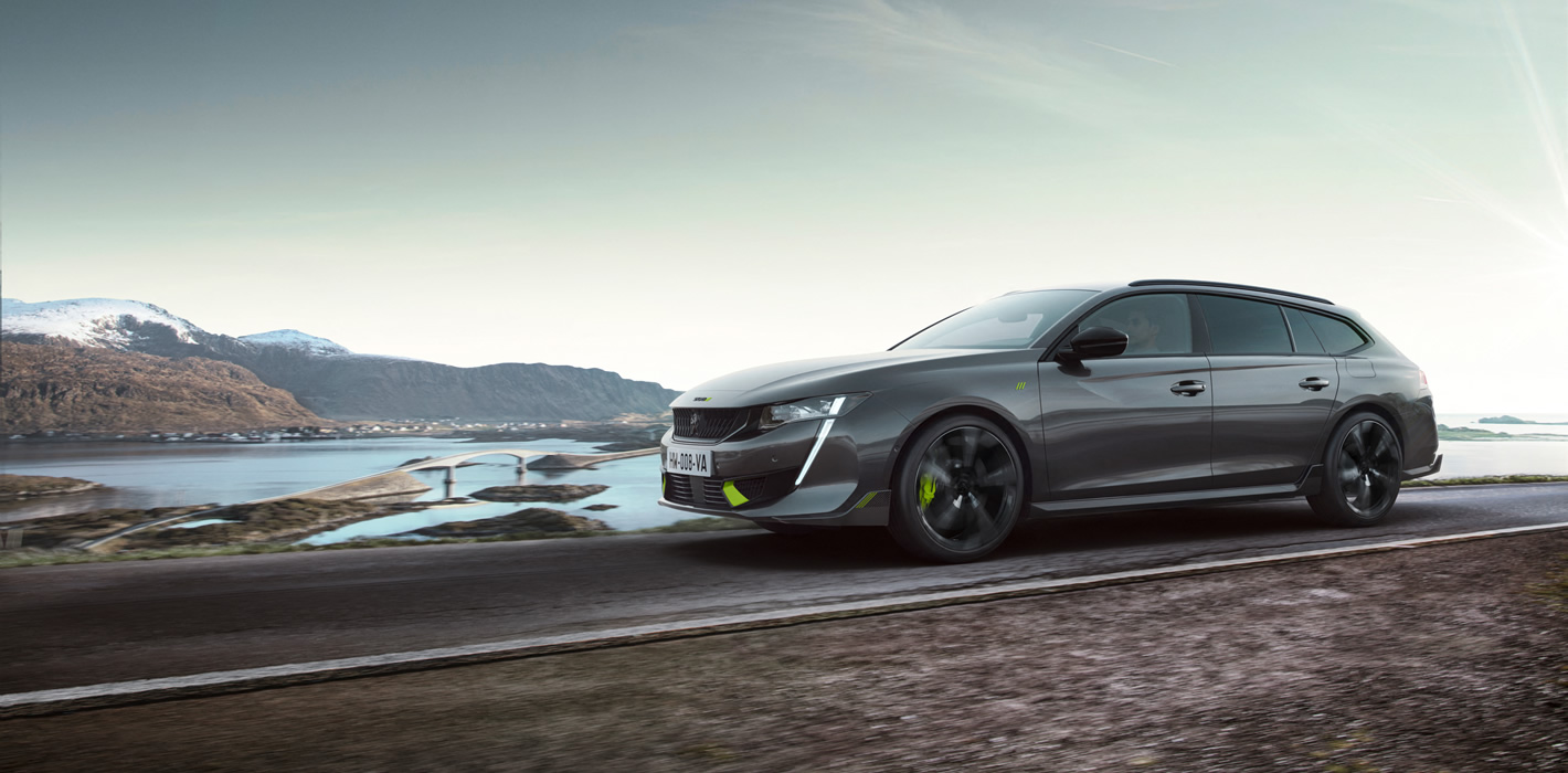 Peugeot 508 SW Sport Engineered