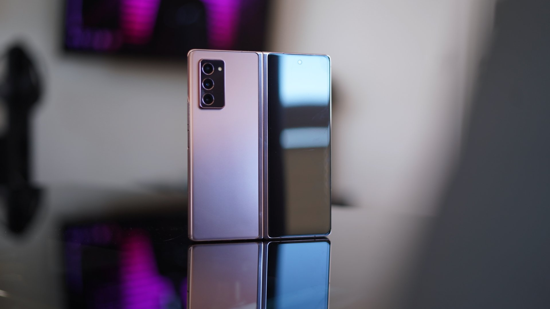 samsung lg rollable
