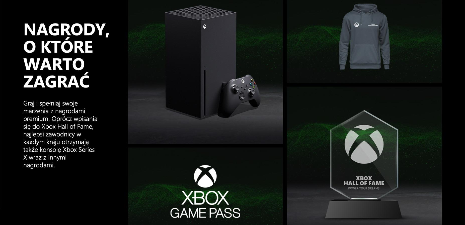 Nagrody Xbox Hall of Fame