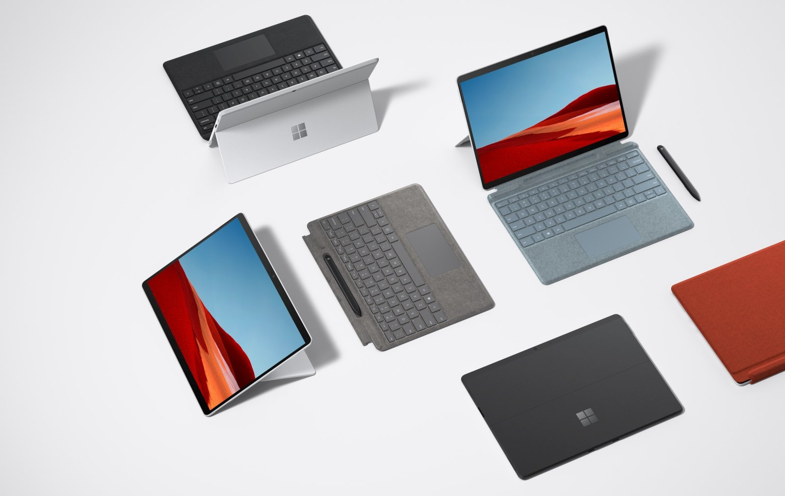 surface pro x 2020