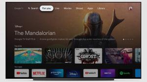 Świetny pomysł w Google TV, które pozwoli pozbyć się zbędnych funkcji telewizora