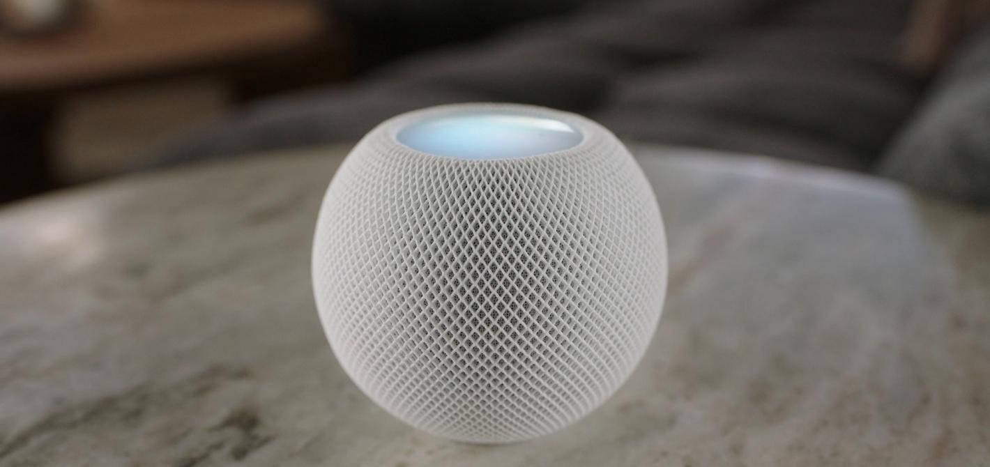 Homepod mini - nowy, mniejszy głośnik inteligentny Apple z Siri