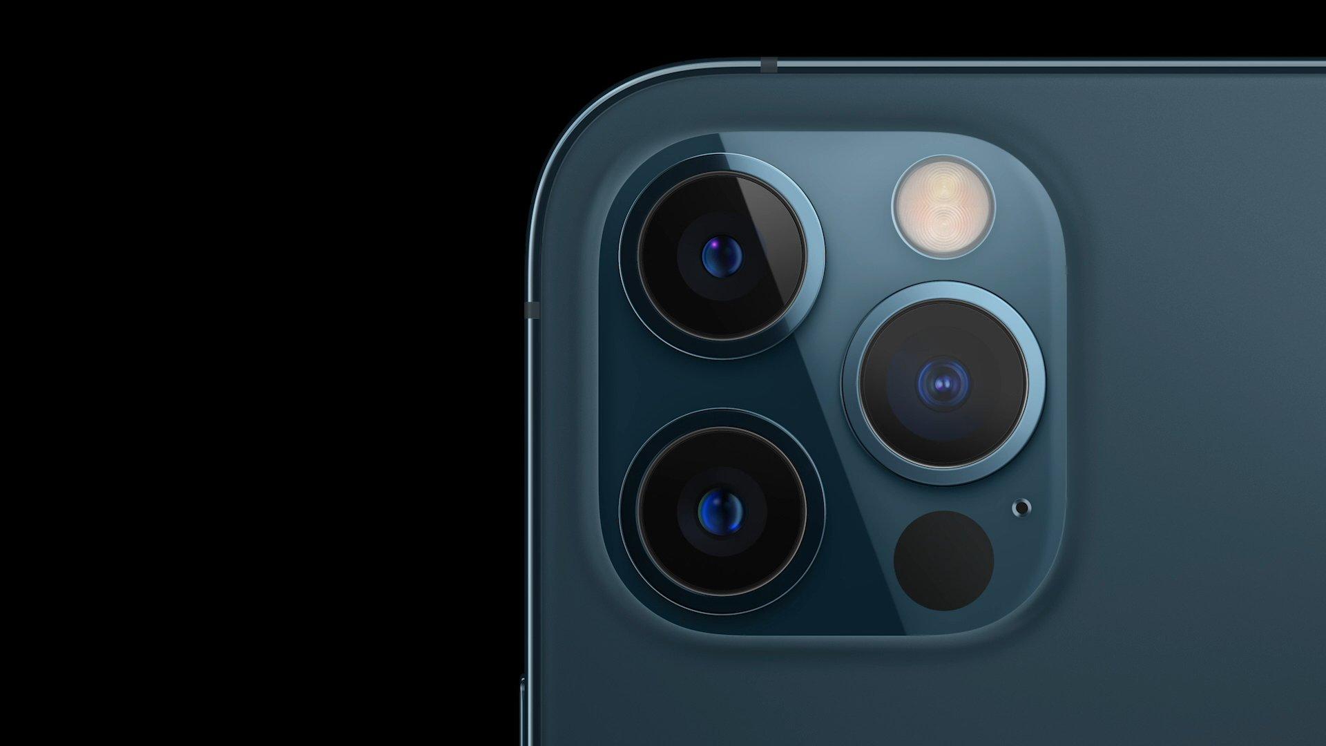 iphone 12 pro aparat