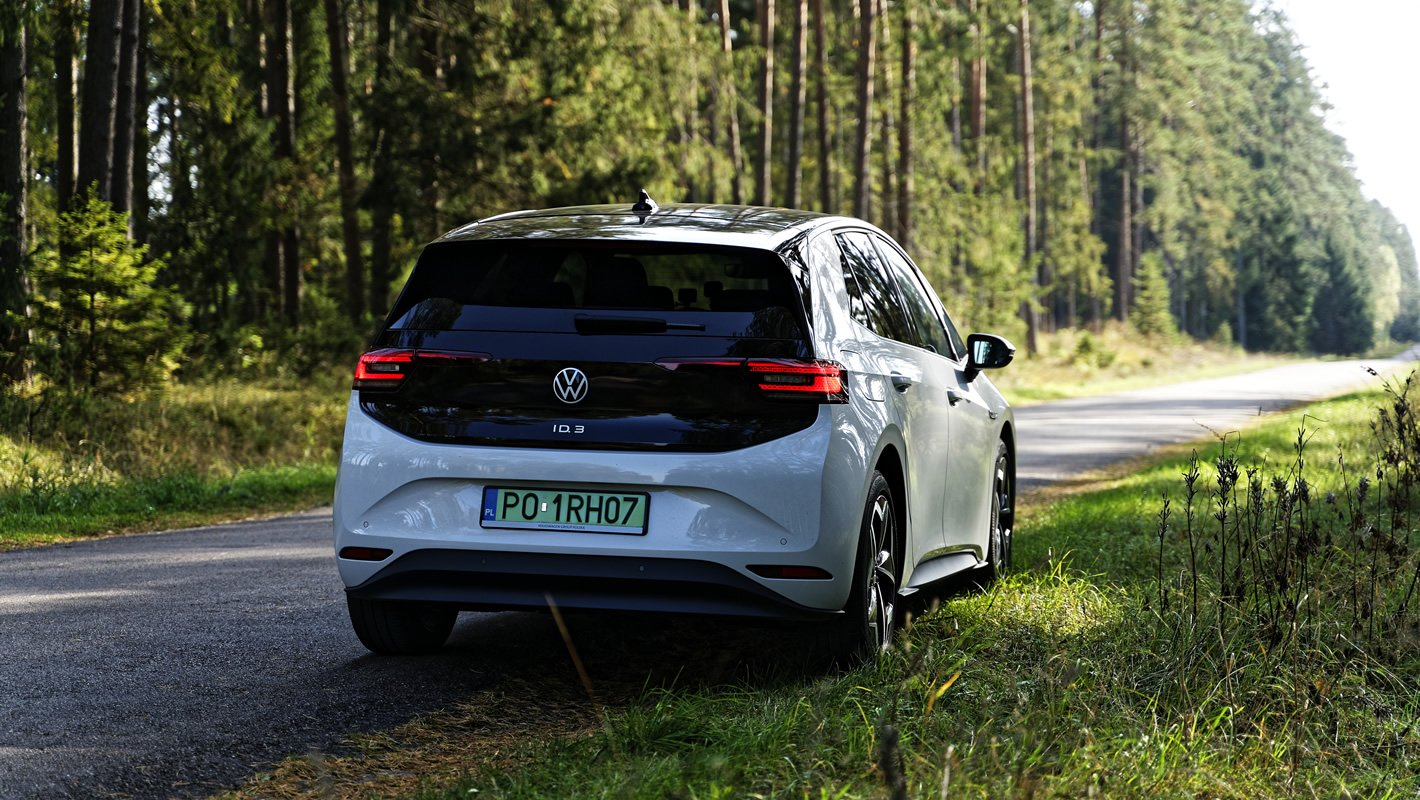 Volkswagen ID.3 Pro Performance zasięg elektryczny