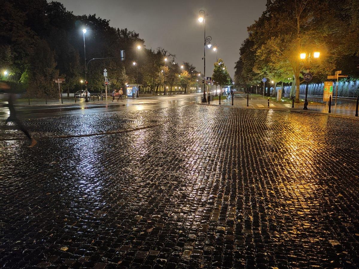zdjęcia w nocy realme