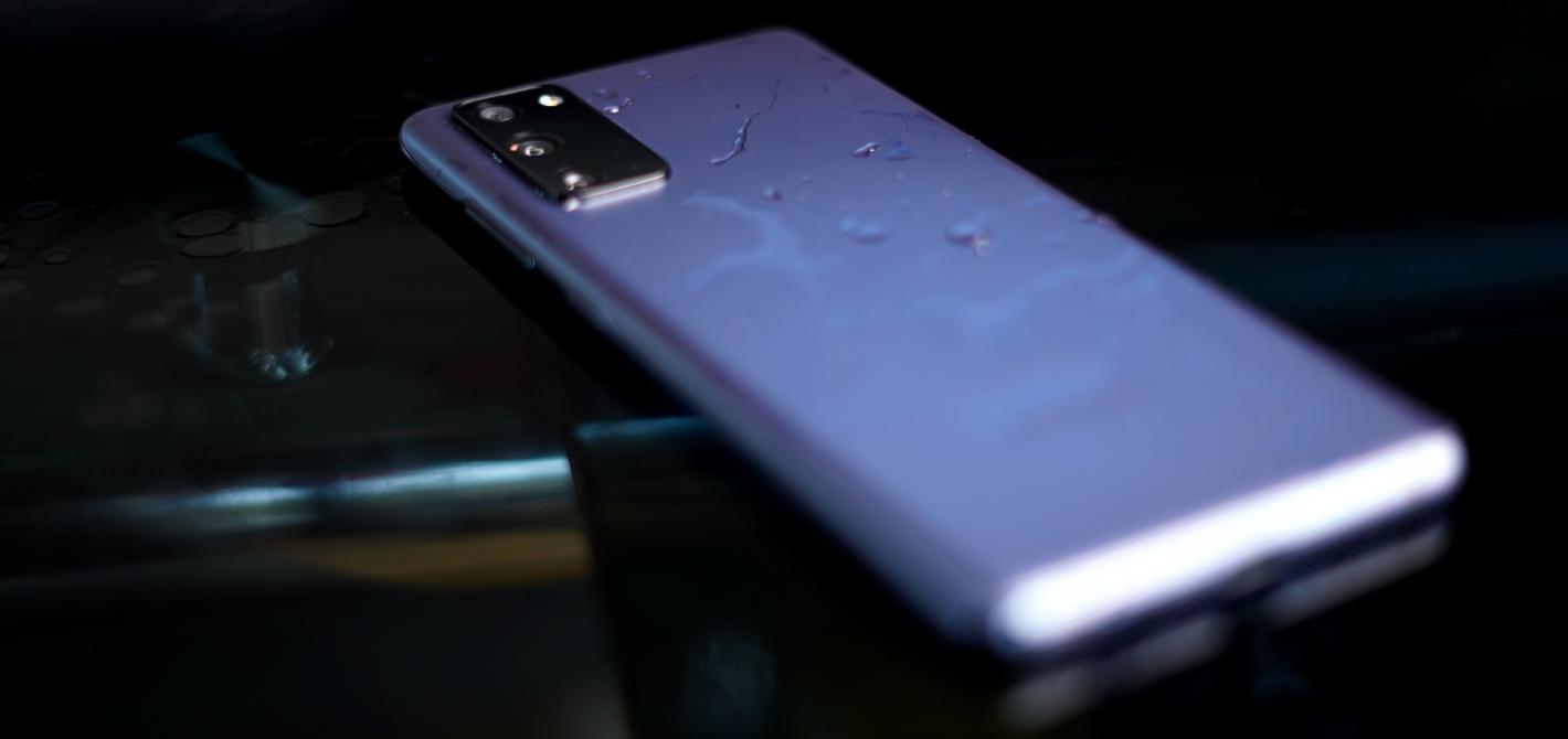 Samsung Galaxy S20 FE telefony
