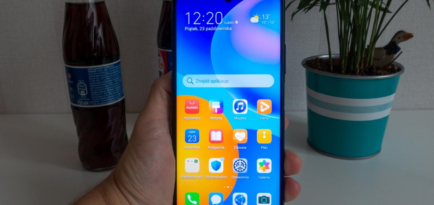 Recenzja Huawei P Smart 2021