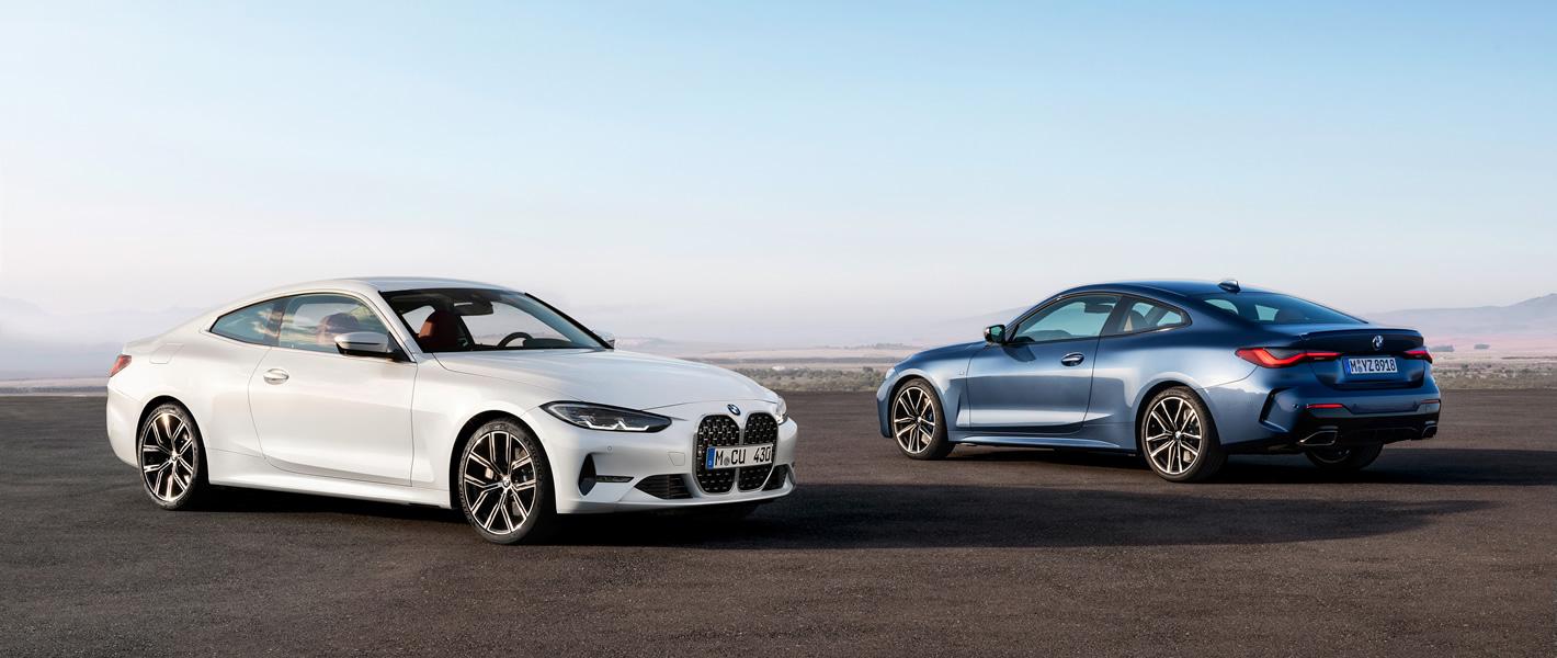 Nowe BMW Serii 4