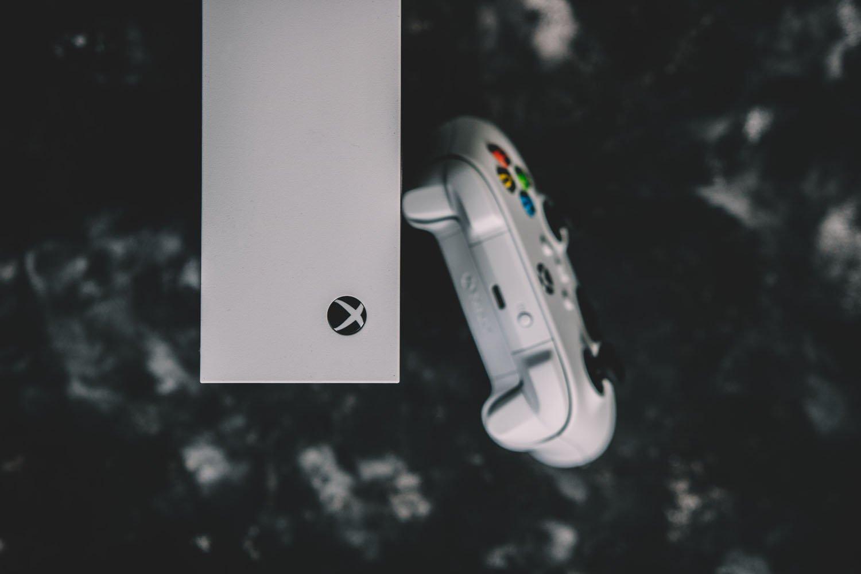 xbox series s pad i konsola