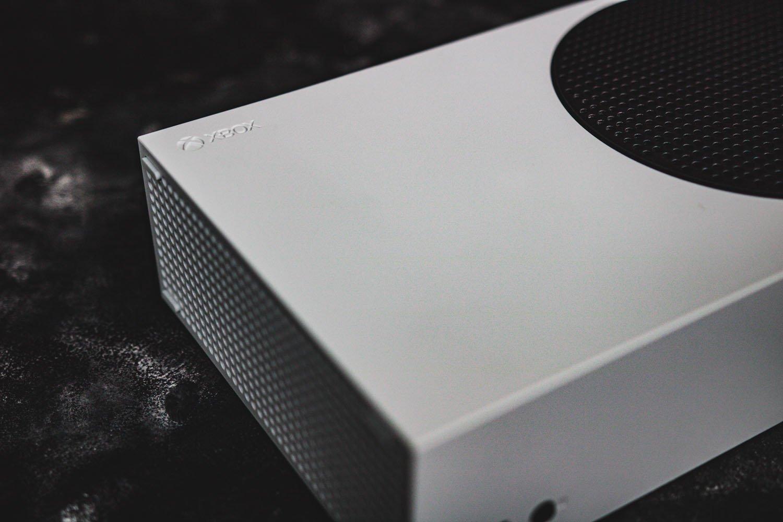 xbox series s konsola