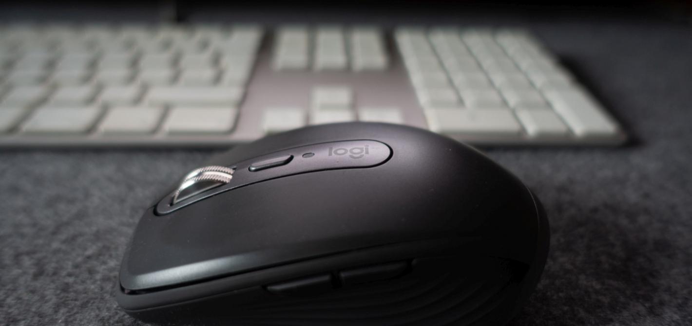 Logitech MX Anywhere 3 przyciski