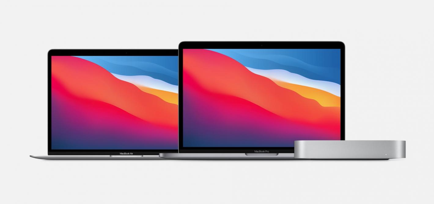 macbook air imac macbook pro m1