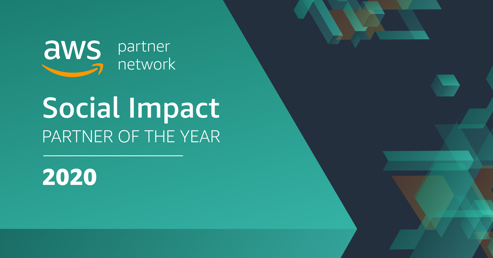 AWS Social Impact Partner of the Year