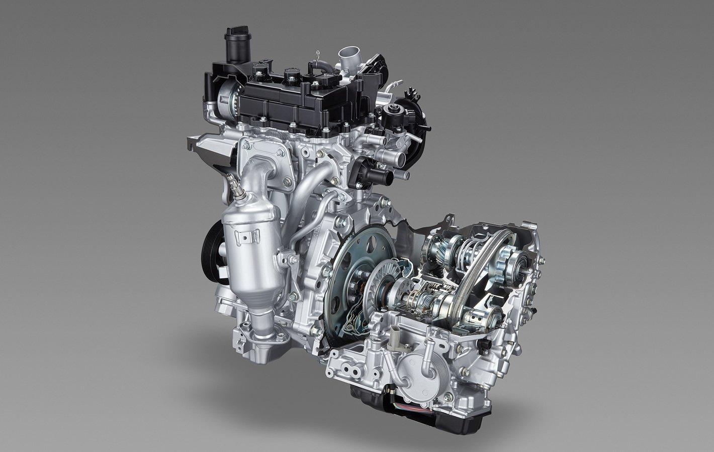 Toyota Yaris Hybrid test - napęd hybrydowy