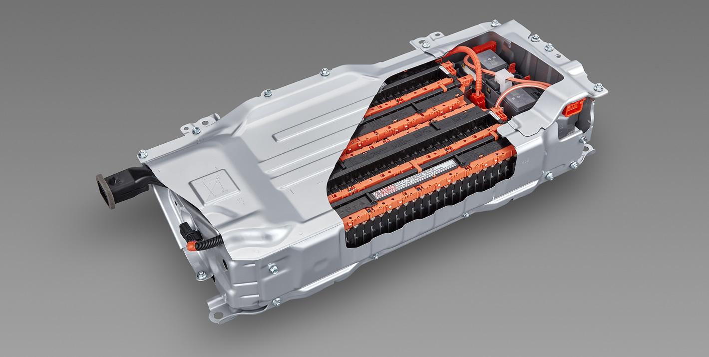 Toyota Yaris Hybrid - akumulator