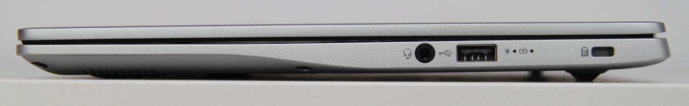 Acer Swift 3 z AMD Ryzen 7 4700U prawa strona