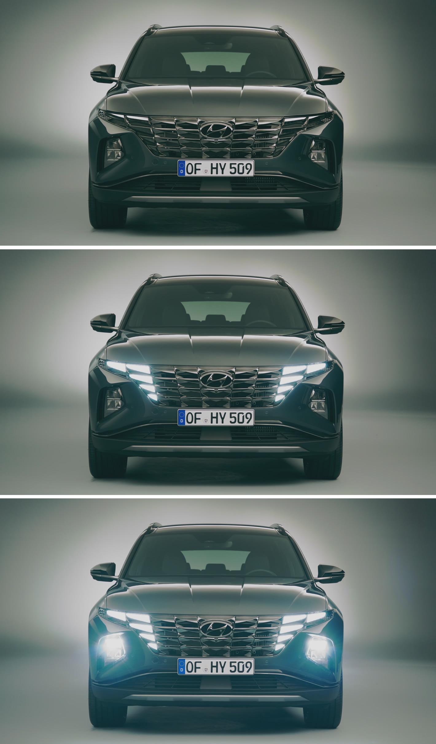 Hyundai Tucson 2020 2021