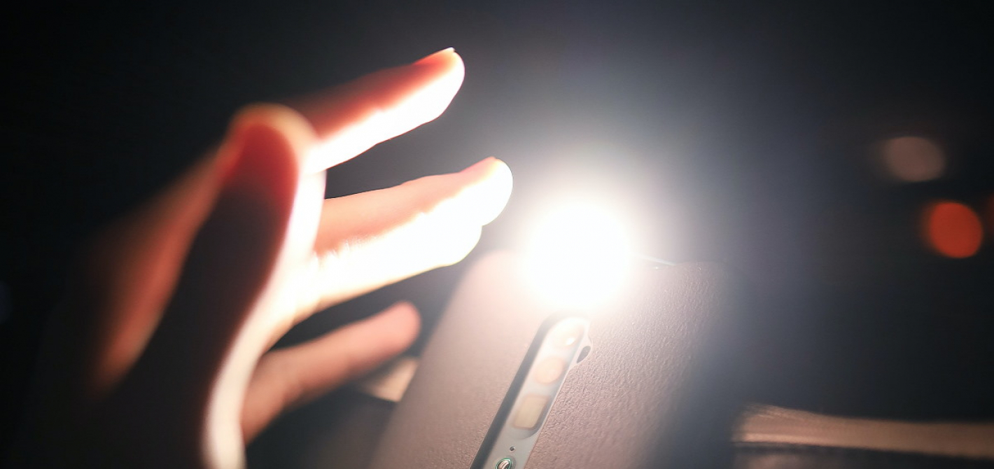 lampa błyskowa