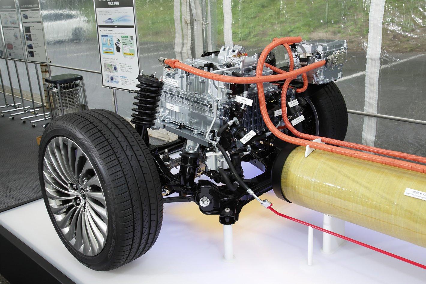 Nowa Toyota Mirai II