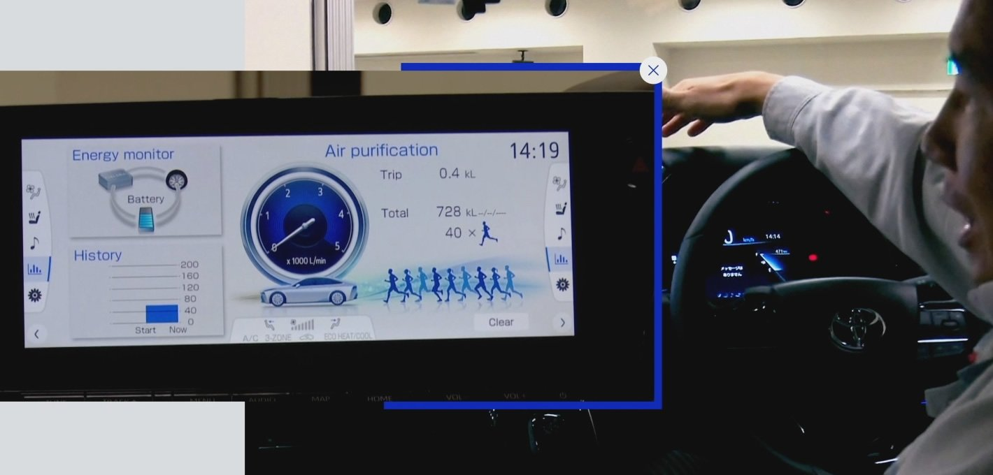 Nowa Toyota Mirai II - ujemna emisja